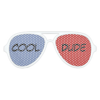 Cool Dude Aviator Sunglasses