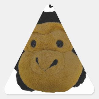 Cool Dude Triangle Sticker