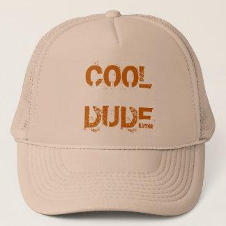 COOL   DUDE TRUCKER HAT