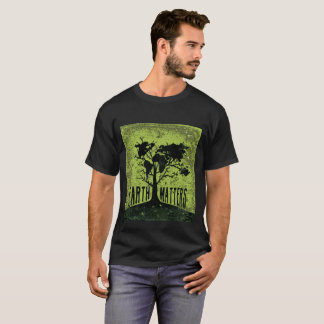 Cool Earth day Celebration Tee