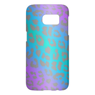 Cool Electric Leopard Animal Print