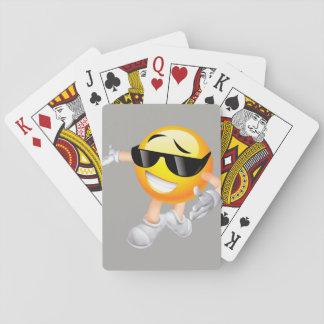 Cool Emoji Playing Cards