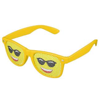 Cool Emoji Retro Sunglasses