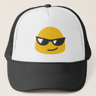 Cool Emoji Trucker Hat