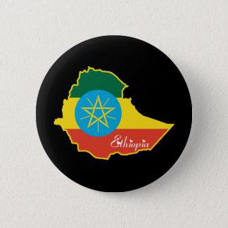 Cool Ethiopia 6 Cm Round Badge