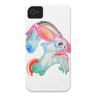 cool face iPhone 4 cover