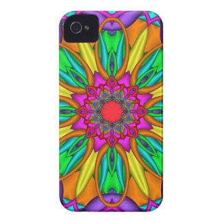 Cool Fantasy Flower Blackberry bold case