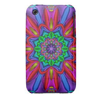 Cool Fantasy Flower iPhone 3G/3GS case iPhone 3 Case