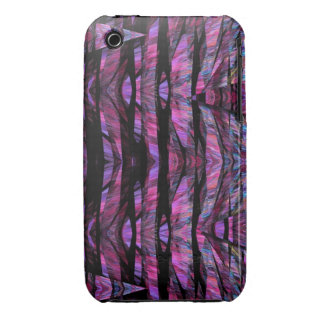 Cool fantasy stained glass design iPhone 3 case