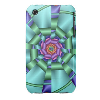 Cool fantasy windmill iPhone 3 case
