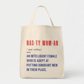 Cool feminist bag