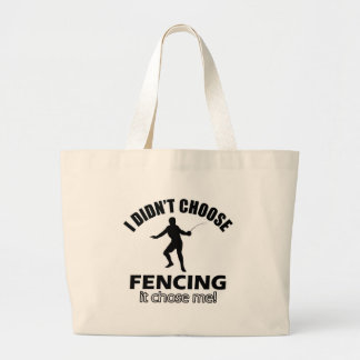 Cool FENCE designs Tote Bag