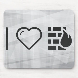 Cool Firewall Protectors Mouse Pad