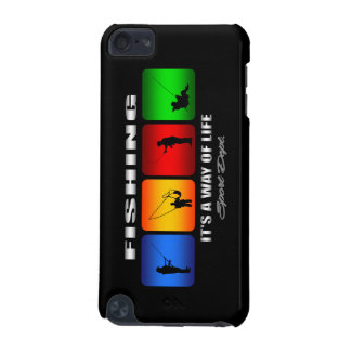 Cool Fishing It Is A Way Of Life iPod Touch (5th Generation) Cover