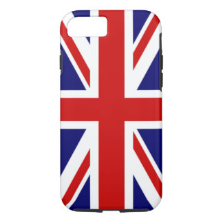 Cool Flag of the United Kingdom iPhone 7 Case