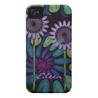Cool floral iPhone 4 case