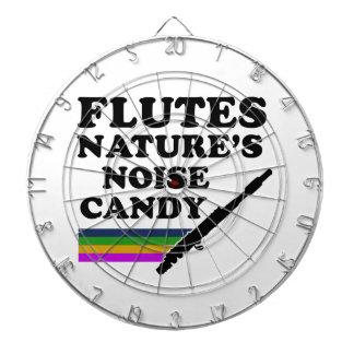 Cool flute musical instrument designs dartboards