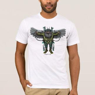 Cool flying guy fuuny t-shirt design