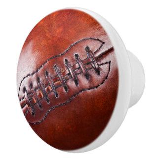 Cool Football Dresser Knobs, Football Accessories Ceramic Knob