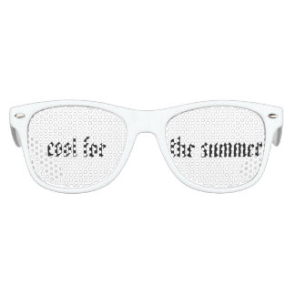 Cool for the summer kids sunglasses