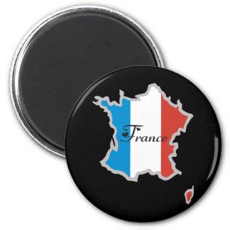 Cool France Fridge Magnets