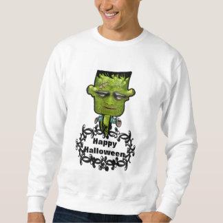 Cool Frank Fright Halloween Night Sweatshirt