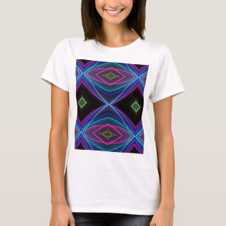 Women 39 s fluorescent t shirts for Neon coloured t shirts