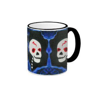 Cool Funky Skulls Mug