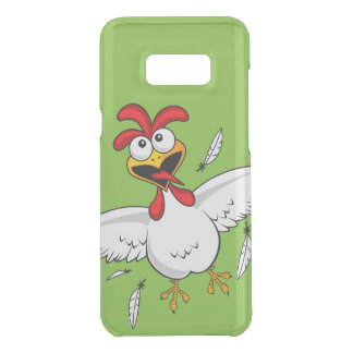 Cool Funny Cute Humorous Cartoon Chicken For Kids Uncommon Samsung Galaxy S8 Plus Case