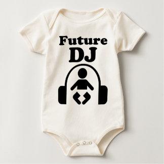 Cool Funny Future DJ Music Headphones Art T Shirt
