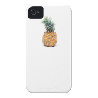 Cool funny pineApple photo geeky foodie cover iPhone 4 Case