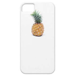 Cool funny pineApple photo geeky foodie cover iPhone 5 Cover