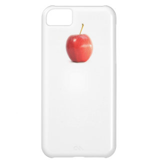 Cool funny red apple icon photo iPhone 5C case