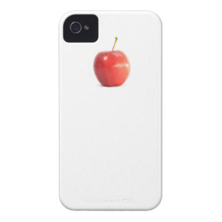 Cool funny red apple icon photo iPhone 4 Case-Mate cases