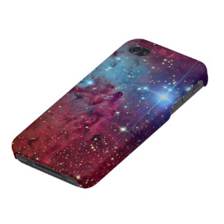 Cool Galaxy Art iPhone 4/4S Case
