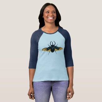 Cool Geek Tee Bug Love Insect T Shirt