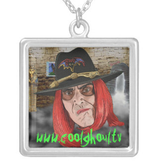 Cool Ghoul Necklace