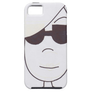 Cool Girl iPhone 5 Covers
