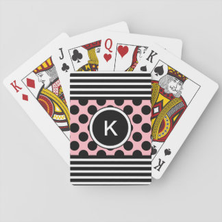 Cool Girly & Trendy Patterns Playing Cards