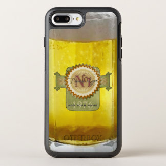 Cool Glass Of Lager OtterBox Symmetry iPhone 7 Plus Case