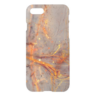 Cool Gold Abstract iPhone 8/7 Case