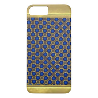 Cool Gold Bronze Metallic Pattern Case