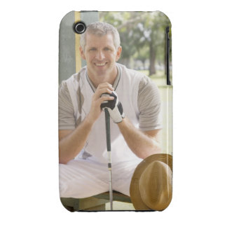 Cool golfer iPhone 3 Case-Mate case