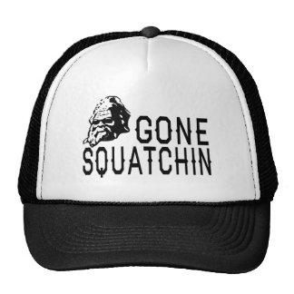 COOL Gone Squatchin Squatch n' Shades Mesh Hats