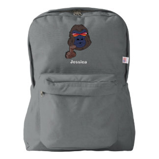 cool gorilla backpack