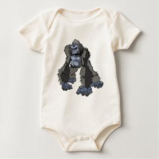 Cool Gorilla Baby Bodysuit