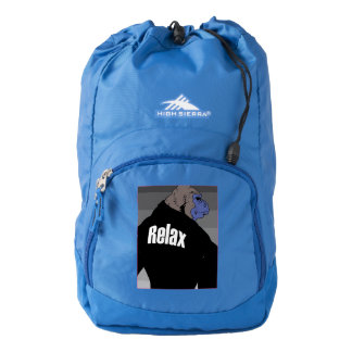 cool gorilla - relax backpack