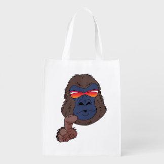 cool gorilla market tote