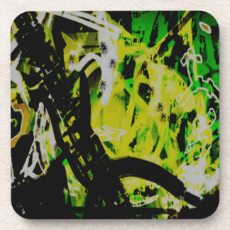 COOL GRAFFITTI EIGHT DRINK COASTER
