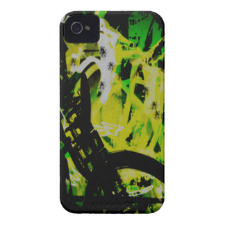 COOL GRAFFITTI EIGHT iPhone 4 Case-Mate CASES